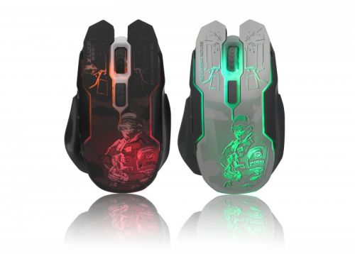 MOUSE VSP GM601 LED USB